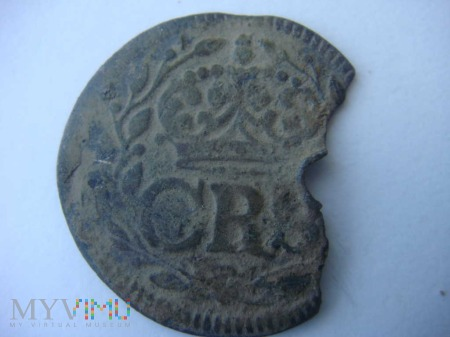 Szwecja ,2 Ore 1667 Karol XI