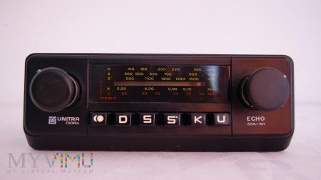 Radio Echo SSS-101 Diora samochodowy