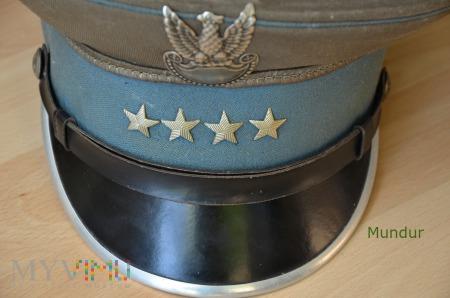 Czapka kapitana lotnictwa - lata 50-te