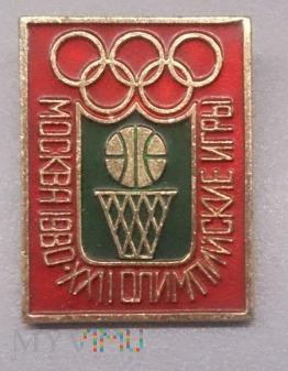 XXII Igrzyska Olimpijskie Moskwa 1980