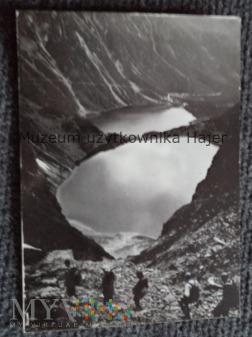 TATRY - Czarny Staw i Morskie Oko Widok z ścieżki