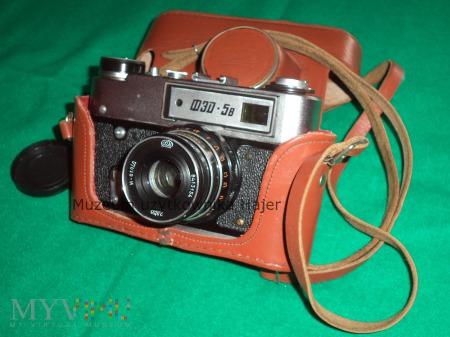 FED 5B - Apart fotograficzny