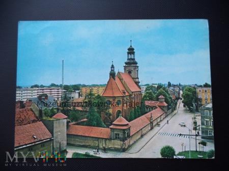 WSCHOWA Barokowy zespół klasztorny ( 1639 arch.Krz