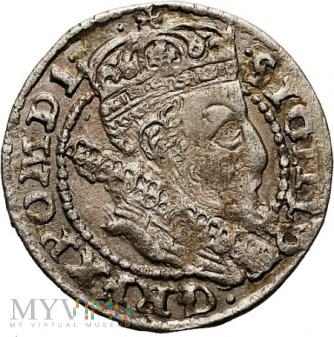 Grosz koronny Zygmunt III Waza