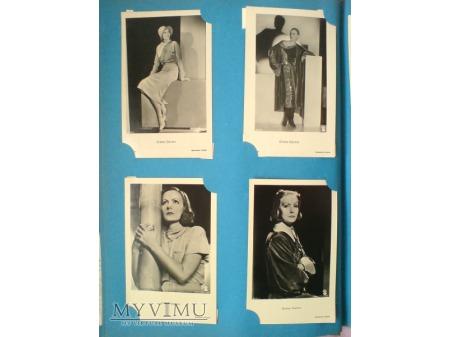 Album Okładka Marlene Dietrich Greta Garbo 6