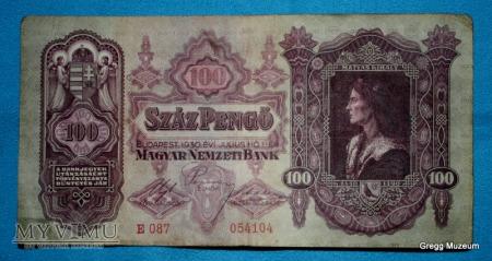 100 Pengő 1930