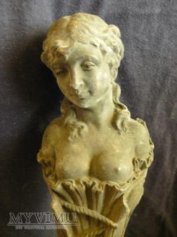 Figura kobiety-okucie