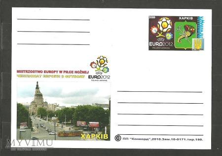 Euro 2012 -Ukraina.