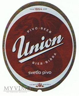 union - svetle pivo