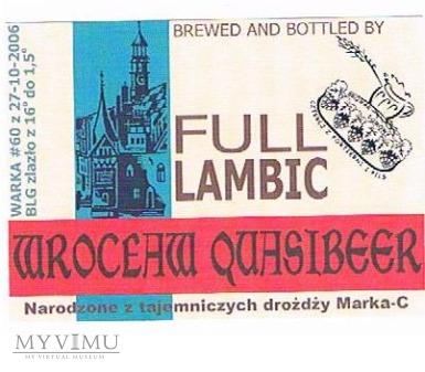 wrocław quasibeer full lambic