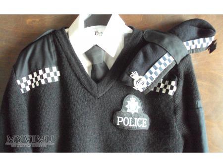 Duże zdjęcie Mundur (sweter) brytyjskiego policjanta