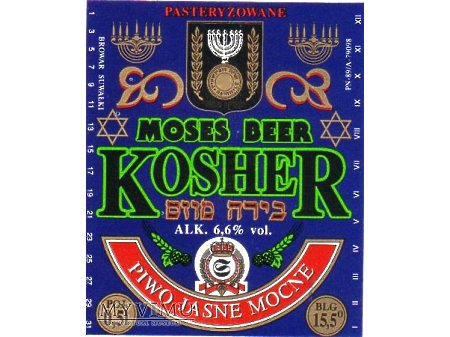Etykieta KOSHER 44