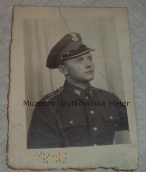 Żołnierz Szkoła Podchorążych LWP