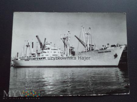 "M/S "" Marceli Nowotko "" statek"