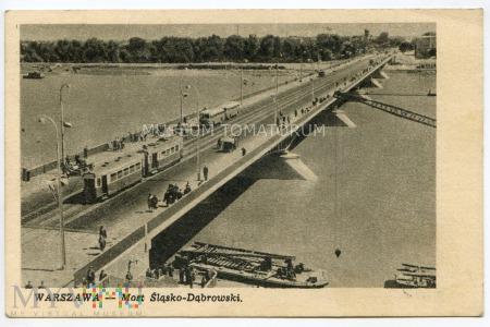 W-wa - I Most - Śląsko-Dąbrowski - lata 50-te