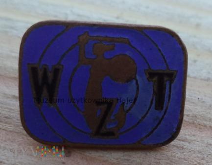 WZT Warszawa - odznaka