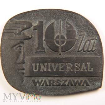 1969 - 10 lat Uniwersal Warszawa