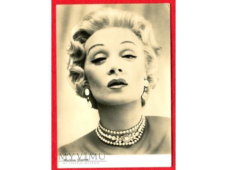 Marlene Dietrich Marlena Starfoto