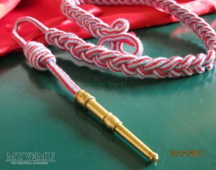 fourragère 2REI - sznur honorowy 2REI