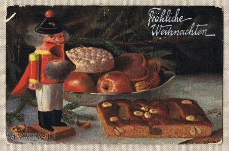 1914 Dziadek do orzechów