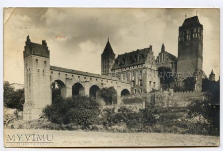 Kwidzyń - Zamek Krzyżacki - 1958