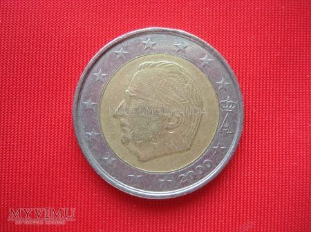 2 euro - Belgia