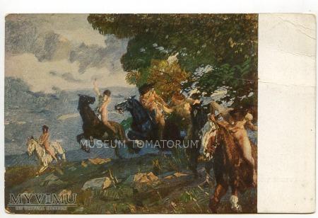 Aleś - Wojowniczki - Akt z koniem