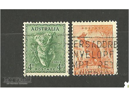 Koala i Kangur.