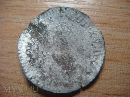 1/60 Ecu - Ludwik XV 1740