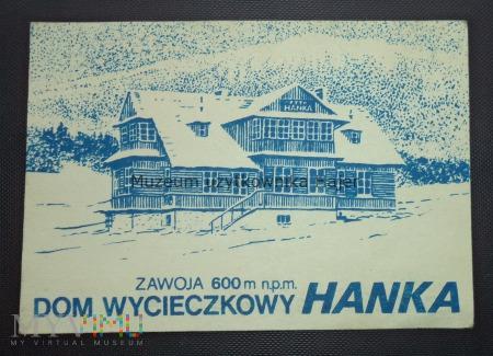 Duże zdjęcie ZAWOJA Dom Wycieczkowy Hanka 600 m n.p.m.