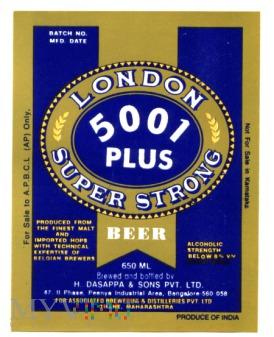 LONDON 5001 PLUS