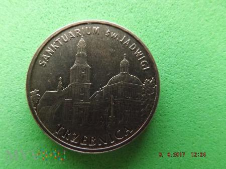 Polska 2 złote, 2009 TRZEBNICA