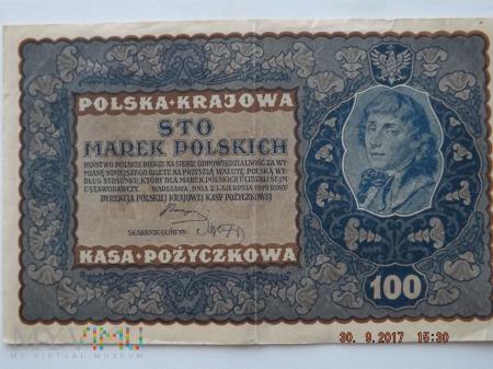 Sto Marek Polskich - 1919r.