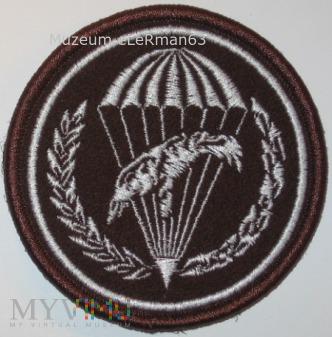 16 Batalion Powietrznodesantowy. Mundur polowy.