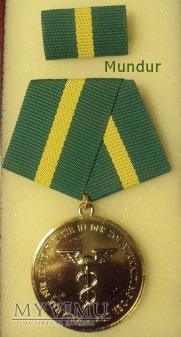 Medal für treue Dienste in der Zollverwaltung DDR