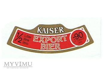 krawatka-kaiser export bier