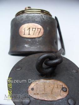 LAMPA GÓRNICZA BEZPIECZEŃSTWA - F&W typ 400