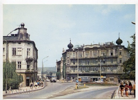 Przemyśl - Plac Konstytucji - 1977 ok.