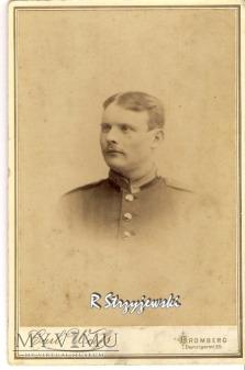 3 Pułk Dragonów von Derfflingera Bydgoszcz 1892