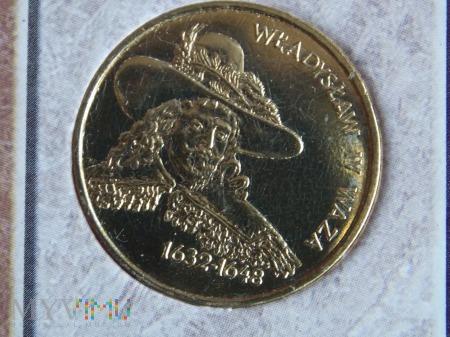 SERIA- Poczet królów i książąt polskich-2 zł-1999
