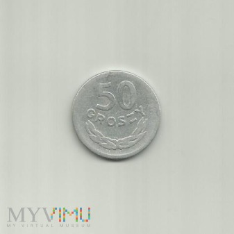 50 Groszy 1957