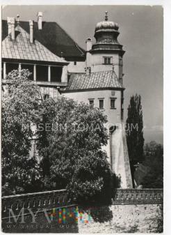 Kraków - Wawel od wschodu 1958