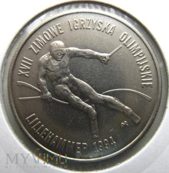 20 000 złotych 1993 r. Polska