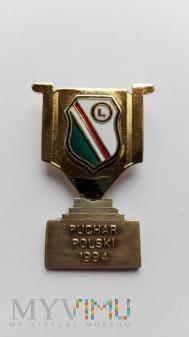 Legia Warszawa - Puchar Polski 1994