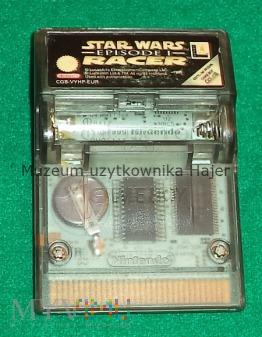 Star Wars Game Boy Kolor Nintendo