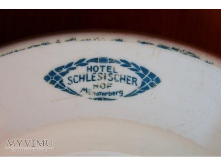 Talerz głęboki Schlessicher Hof, Munsterberg