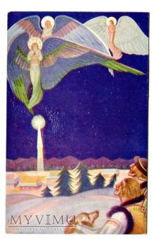 Duże zdjęcie Anioły Święta Bożego Narodzenia Salon Karpowicza