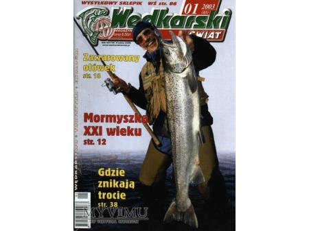 Wędkarski Świat 1-6'2003 (85-90)