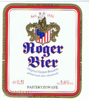 roger bier