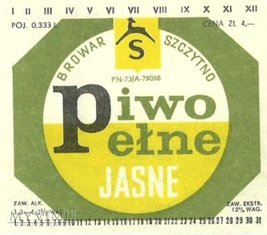 Browar Szczytno - Piwo pełne jasne - 4,00
